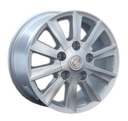 Автомобильный диск Литой Replay LX27 8x18 5/150 ET 60 DIA 110,3 Sil
