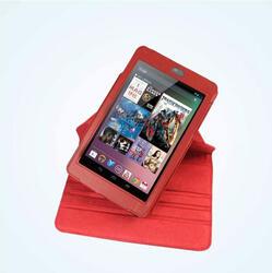 Чехол-книжка для планшета ASUS Nexus 7 красный