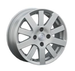 Автомобильный диск литой Replay PG11 6x15 4/108 ET 38 DIA 57,1 Sil
