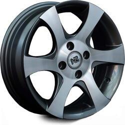 Автомобильный диск Литой NZ SH622 5,5x14 4/98 ET 35 DIA 58,6 GMF