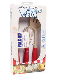 Набор аксессуаров White Fox Elegance RED
