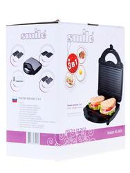 Сэндвичница Smile RS 3632 черный