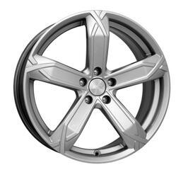 Автомобильный диск литой K&K X-fighter 6x15 5/112 ET 45 DIA 66,6 Блэк платинум