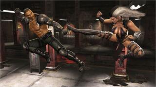 """Игра для Xbox 360 """"Mortal Kombat. Komplete Edition"""" + Игра в подарок"""