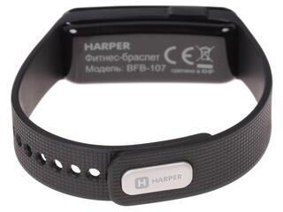 Фитнес-браслет Harper BFB-107 черный
