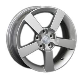 Автомобильный диск литой Replay PG56 7x18 5/114,3 ET 38 DIA 67,1 Sil
