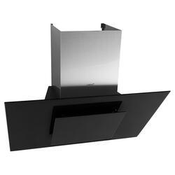 Вытяжка каминная Cata Thalassa 900 серебристый, черный