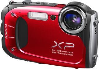 Цифровая камера FujiFilm FinePix XP 60 Red