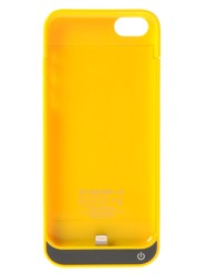 Чехол-батарея iBattery-10 желтый
