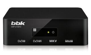 Приставка для цифрового ТВ BBK SMP121HDT2