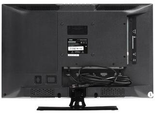 """24"""" (60 см)  LED-телевизор BBK 24LEM-1009/T2C черный"""