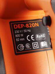 Электрический рубанок Defort DEP-820N