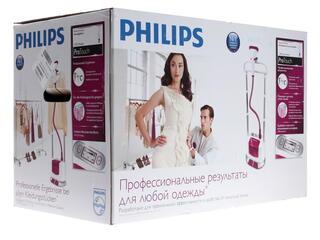 Отпариватель Philips GC670/05 белый
