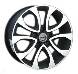 Автомобильный диск Литой Replay NS62 6,5x16 5/114,3 ET 45 DIA 66,1 MBF