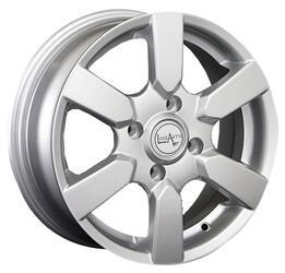Автомобильный диск Литой LegeArtis NS30 6x15 4/114,3 ET 45 DIA 66,1 Sil