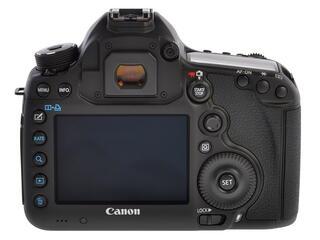 Зеркальная камера Canon EOS 5D Mark III Kit 24-105mm IS черный