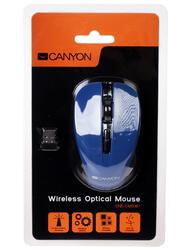Мышь беспроводная Canyon CNE-CMSW1BL