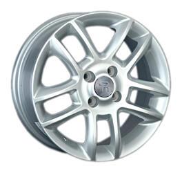 Автомобильный диск литой Replay NS133 6x15 4/100 ET 50 DIA 60,1 Sil
