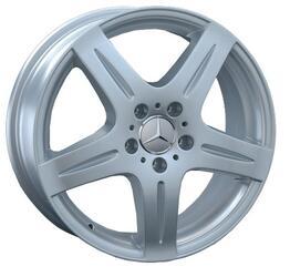 Автомобильный диск литой Replay MR82 7x17 5/112 ET 56 DIA 66,6 Sil
