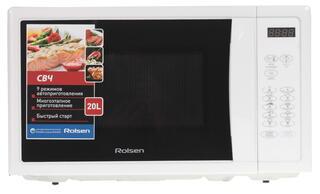Микроволновая печь Rolsen MS2080SC белый