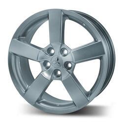 Автомобильный диск Литой Replay MI7 5,5x14 4/114,3 ET 46 DIA 67,1 Sil