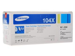 Картридж лазерный Samsung MLT-D104X