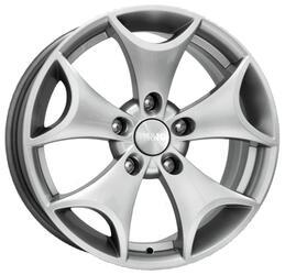 Автомобильный диск  K&K Фотон 7,5x16 5/108 ET 32 DIA 67,1 Блэк платинум