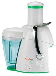 Соковыжималка Moulinex JU4001 белый, зеленый