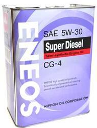Моторное масло ENEOS SUPER Diesel 5W30 OIL1330