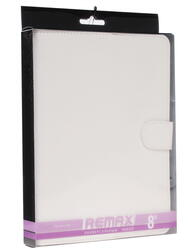 """Чехол-книжка для планшета универсальный 8""""  белый"""