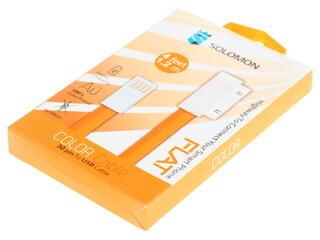 Кабель Solomon USB - 30-pin оранжевый