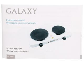 Плитка электрическая Galaxy GL3002 белый
