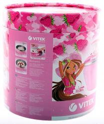 Мороженица VITEK WINX WX-1351 белый, розовый