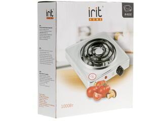 Плитка электрическая Irit IR-8102 серебристый