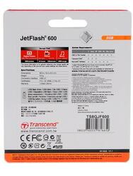 Память USB Flash Transcend JetFlash 600/620 High-Speed 8 Гб
