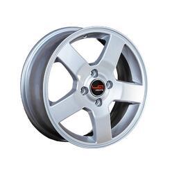 Автомобильный диск Литой LegeArtis Ki57 6x15 4/100 ET 48 DIA 54,1 Sil