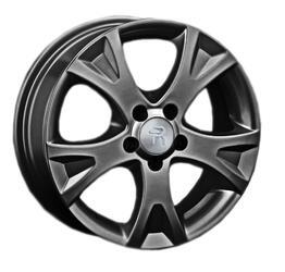 Автомобильный диск Литой Replay SK5 6x15 5/100 ET 40 DIA 57,1 GM