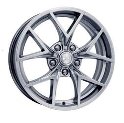 Автомобильный диск Литой K&K Сочи 6,5x16 5/114,3 ET 45 DIA 60,1 Блэк платинум