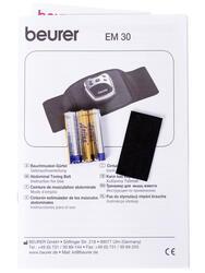 Массажный пояс Beurer EM30