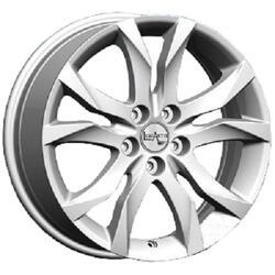 Автомобильный диск Литой LegeArtis V27 7x17 5/108 ET 49 DIA 67,1 Sil