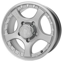Автомобильный диск Литой Скад Титан 7x16 6/139,7 ET 20 DIA 109,7 Селена