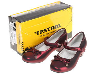 Туфли Patrol
