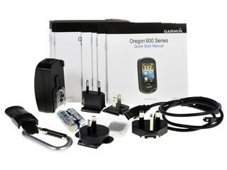 GPS\ГЛОНАСС Навигатор туристический Garmin Oregon 650T