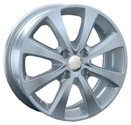 Автомобильный диск литой Replay GN40 6x15 4/100 ET 39 DIA 56,6 Sil