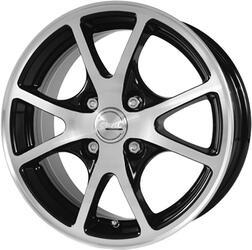 Автомобильный диск Литой Скад Диана 6x14 4/100 ET 38 DIA 67,1 Алмаз