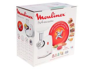 Мясорубка Moulinex ME454139 белый