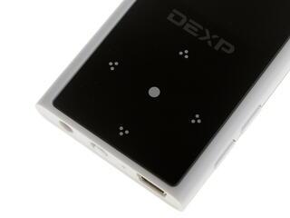 Мультимедиа плеер DEXP T9 черный