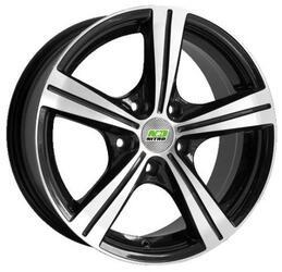 Автомобильный диск Литой Nitro Y146 5,5x13 4/98 ET 35 DIA 58,6 BFP