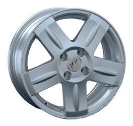 Автомобильный диск литой Replay RN4 6x15 4/112 ET 45 DIA 60,1 Sil