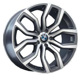 Автомобильный диск Литой Replay B110 10x19 5/120 ET 21 DIA 72,6 GMF